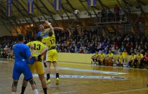 Szejke SK - Segesvári VSK 27-24 (11-14)