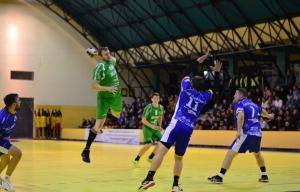 Segesvári VSK–Székelyudvarhelyi Szejke SK 35–29 (18–16)