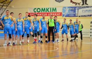 Szejke SK - Segesvári VSK 27-24 (14-10)