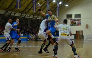 Szejke SK - Temesvári Poli 23-32 (11-17)