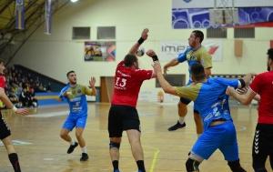 Szejke SK - Segesvári VSK 33-28 (16-15)